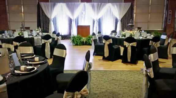 Concord Wedding Center event venue city club gibson mill